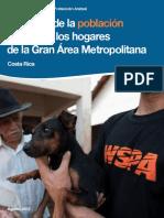 Situacion de La Poblacion Canina en Los Hogares de La Gran Area Metropolitana Costa Rica WSPA