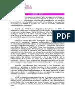 PROGRAMA ELECCIONES  UPyD 2015 CÁRTAMA