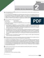 Tema 2 - Sistema Periodico de Ls Elementos