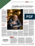 2016 La Salafisme n'Explique Pas Le Terrorisme_LeTemps