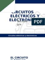 CIRCUITOS ELêCTRICOS Y ELECTR‡NICOS