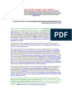 Deliverance Study Guide (Formatted 2)