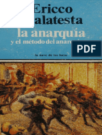 Malatesta Anarquia