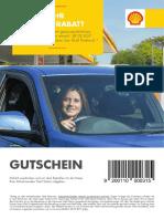 Shell EM Gutschein BRD 5ct