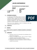 Plan de Contingencia Dengue 2