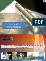 02 - Forças e Movimentos