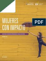 Mujeres Con Impacto
