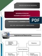 Capitulo i Introduccion a La Ingenieria de Reservorios