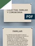 COLECTIVA FAMILIAR Y COMUNITARIA
