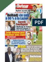 LE BUTEUR PDF du 03/07/2010