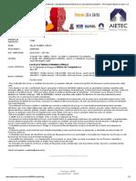 Aietec - Consulta de Local de Prova - Universidade Estadual Do Sudoeste Da Bahia - Processo Seletivo 2017