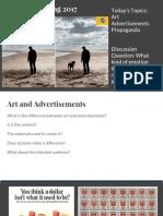 art advertisements and propaganda 2