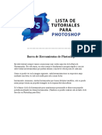 Tutorial de Photoshop