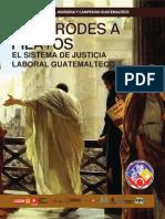 De Herodes a Pilatos Gt