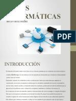 Redes Informáticas BRYAN ORTIZ
