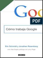 Portada Como Trabaja Google