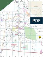 Coober Pedy RAA Town Map ASP