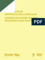 Doc Armonización 2015