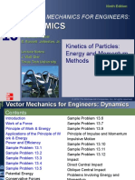 Cinética de La Partícula