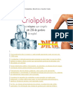 Guia Completo Sobre Criolipólise