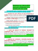 5. Provenienta Si Circulatia Materialelor Lemnoase