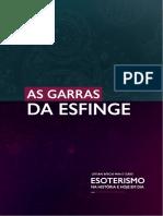 As Garras da Esfinge - Olavo de Carvalho