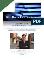 Jamie Moncus Alabama Medical Malpractice Lawyer