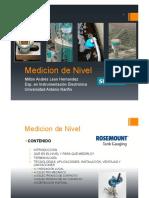 Presentacion Medicion de Nivel
