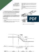 9 conceptos de flujo en canales abiertos  flujo uniforme ecc maning seccion optima energia especifica numreo de froude resalto hidraulico CAPITULO 4 DEL CURSO DE HIDRAULICA.pdf