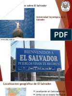 Briefing on El Salvador in Spanish