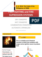 Fire Fighting and Fire Supression Systems