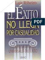 El éxito no llega por casualidad - Lair Ribeiro.pdf