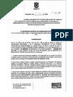 Resolucion 764 de 2013.
