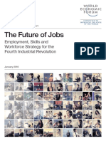 WEF Future of Jobs Marked