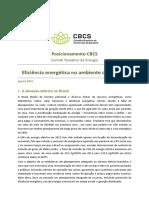 Conselhor Brasileiro de Construção Sustentável