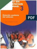 Tomo 3 Dotacion Sanitaria Del Vehiculo PDF