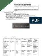 16-17 plc growth plan