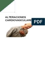 ALTERACIONES  CARDIOVASCULARES