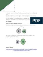 enlace ionico y covalente