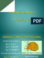 Momento de Inercia-rotación de Cuerpos Rígidos-cgt