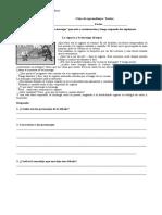 Guía de Fábula, Biografia y Cuento