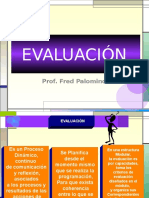 Evaluación Educación Técnico Productiva