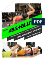 Abs & Glutes Classes