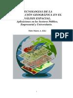 Tecnologias De LaInformacion Geografica En El Analisis Es