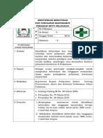 SOP Identifikasi Kebutuhan Masyarakat Dan Tanggap Masyarakat Terhadap Mutu Pelayanan Hasil Identifikasi Dan Analisis Umpan Balik Masyarakat.doc