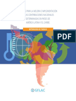 Metodologia análisis INDCs