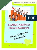 REVISTA DEl Comportamiento Organizacional