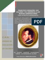 General Fco Morazan