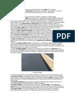 hormigon asfaltico