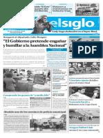 Edición Impresa Elsiglo 06-02-2017
